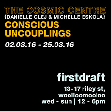 The Cosmic Centre | Danielle Clej & Michelle Eskola