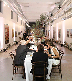 Experiences | Belle Artist Dinner:  Eveleigh Creative Precinct Redfern
