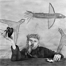 Roger Ballen's Theatre of the Mind