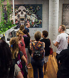 Walking Tours | BresicWhitney Corporate Collection Tour- Darlinghurst