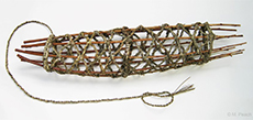 Weave A Decorative Fish Trap Workshop