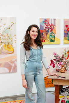 Laura Jones - Artist Talk
