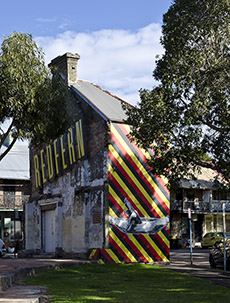 City Art Tour: Redfern