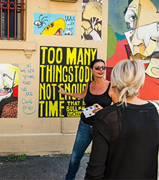 Walking Tours | Marrickville- food, beer, coffee and art